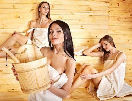 Польза бани для организма.