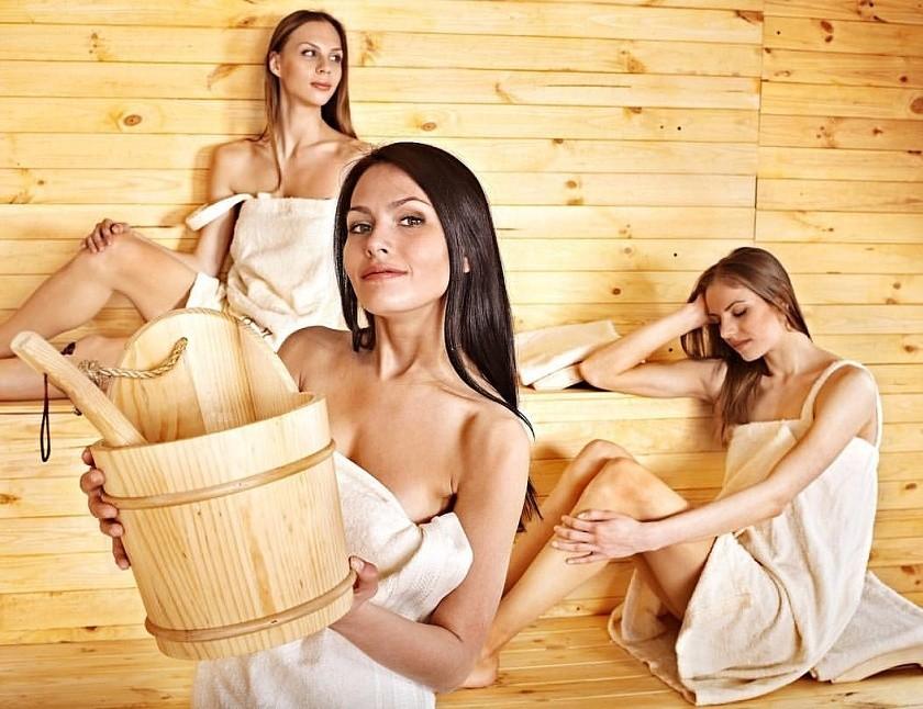 жена после бани - 9